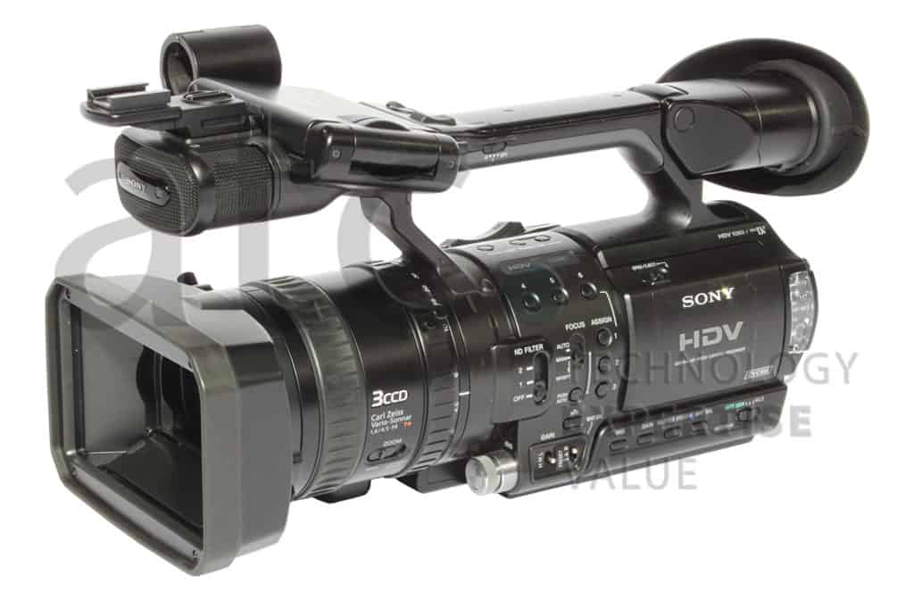 sony hvr z1e hd digital camcorder atcomms rh atcomms co uk Sony HD Camera sony hvr-z1 service manual pdf