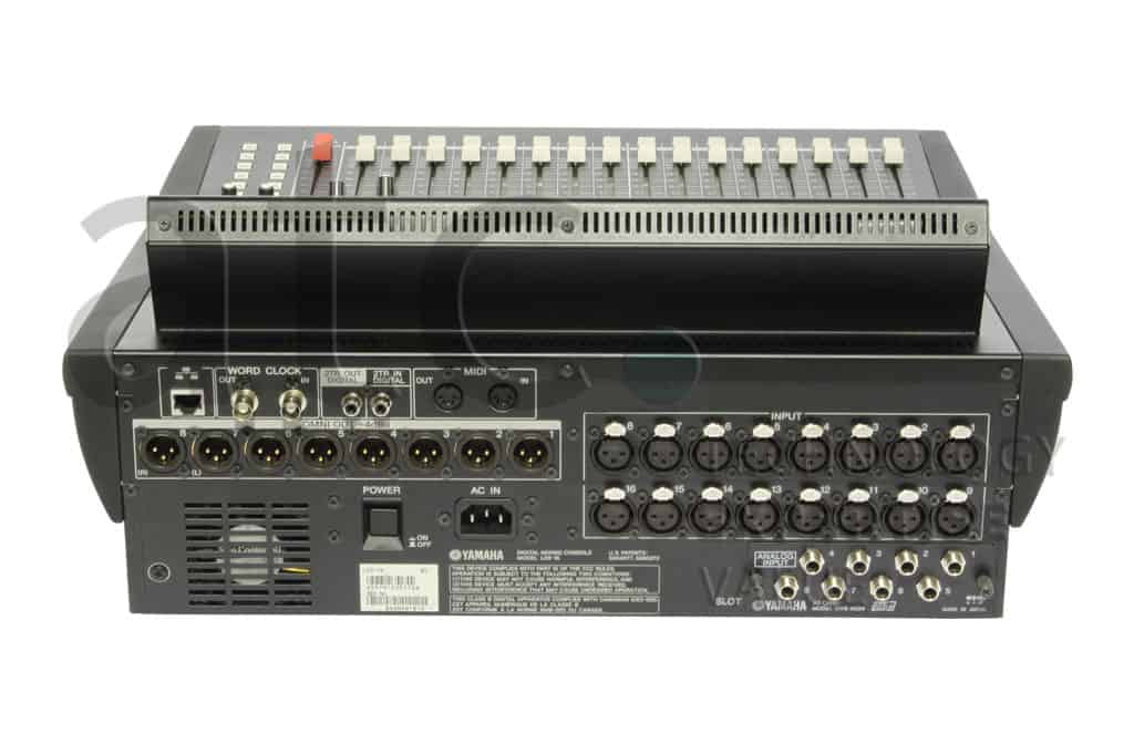 Yamaha LS9 16 Channel Digital Desk