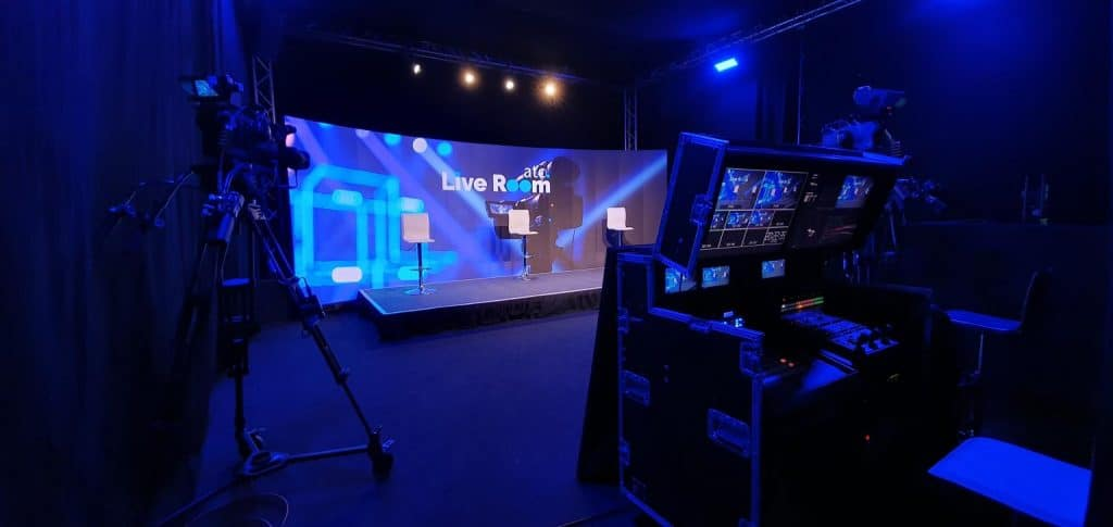 live stream production